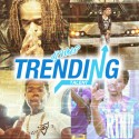 Trending Talent mixtape cover art