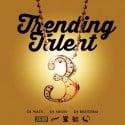 Trending Talent 3 mixtape cover art
