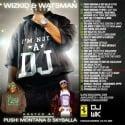 I'm Not A DJ (Hosted by Push Montana & Skyballa) mixtape cover art