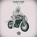 Benjah Ninjah - Tippin' EP mixtape cover art