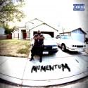 King Pen - Momentum mixtape cover art
