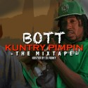 Bott - Kuntry Pimpin mixtape cover art
