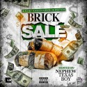 Brick Sale mixtape cover art