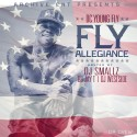 DC Young Fly - Fly Allegiance mixtape cover art