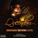 Drama Queen - Queendom Come mixtape cover art