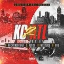 KC 2 ATL mixtape cover art