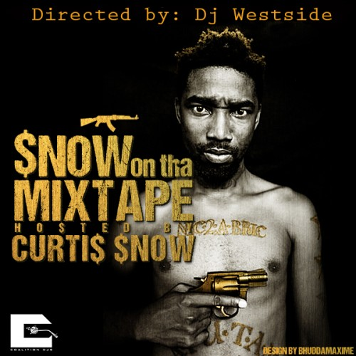 """curtis snow In early 2012, screen media films purchased snow on tha bluff for a 2012 release[5] the release date was june 19, 2012 uk distributor, showbox media group announced that snow on tha bluff would be released on blu-ray november 12, 2012 rapper ti put curtis snow in his music video for """"trap."""