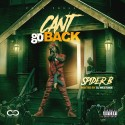 Spider B - Can't Go Back mixtape cover art