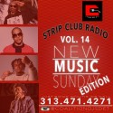 Strip Club Radio 15 mixtape cover art