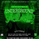 Underground Atlanta 2 mixtape cover art