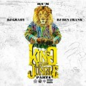 Rum - King Of The Jungle 4 mixtape cover art