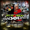 St. Laz & Opium - Back 2 Back mixtape cover art