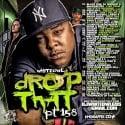 Drop That 158 mixtape cover art