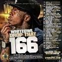 Drop That 166 mixtape cover art