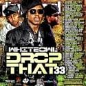 Drop That 33 mixtape cover art