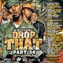 Drop That 34 mixtape cover art