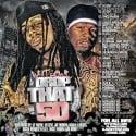 Drop That 50 mixtape cover art