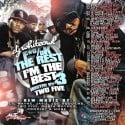 F*ck The Rest I'm The Best 3 mixtape cover art