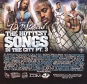 The Hottest Songs In The City, Pt. 3 mixtape cover art