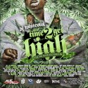 It's Time 2 Get High mixtape cover art