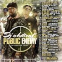 Public Enemy Number One mixtape cover art