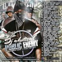 Public Enemy Number One, Part 7 mixtape cover art