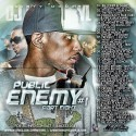 Public Enemy Number One, Part 8 mixtape cover art