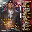 Self Made Celebrity, Part 6 mixtape cover art