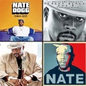 Street Kings 5 (R.I.P. Nate Dogg Edition) mixtape cover art