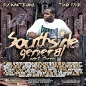 Two Five - Southside General, Part 3 mixtape cover art