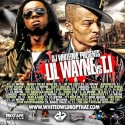 Lil Wayne Vs. T.I. mixtape cover art