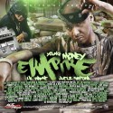 Lil Wayne & Juelz Santana - Young Money Empire mixtape cover art