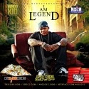 40 Glocc - I Am Legend mixtape cover art