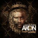 Akon - Konkrete Jungle mixtape cover art
