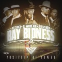 Bay Bidness 3.5 mixtape cover art