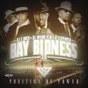 Bay Bidness 3.5 mixtape cover art