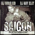 Best Of Saigon A.K.A. The Yardfather Vol. 1 mixtape cover art