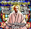 Bishop Lamont - The Confessional (Web Version) mixtape cover art