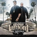 Bishop Lamont - The Confessional mixtape cover art