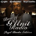 Best of G-Unit Radio (Lloyd Banks Edition) mixtape cover art
