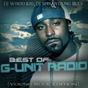 Best Of G-Unit Radio (Young Buck Edition) mixtape cover art