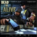 Dead Or Alive mixtape cover art