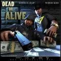 Dead Or Alive mixtape cover art