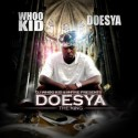Doesya - The King mixtape cover art