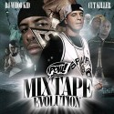 Mixtape Evolution mixtape cover art