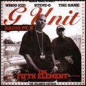 The Fifth Element - G-Unit Radio Pt. 8 mixtape cover art