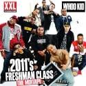 Freshman Class 2011 mixtape cover art