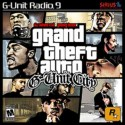 G-Unit Radio Part 9: Grand Theft Auto G-Unit City mixtape cover art