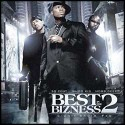 G-Unit Radio Pt. 20: Best in the Bizness 2 (Hosted by Mobb Deep) mixtape cover art