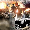 Cashis & Young De - Homeland Security mixtape cover art